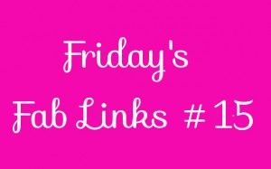 Friday's fab links to personal finance reads