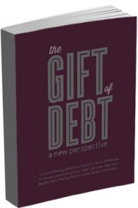 The Gift of Debt - free ebook when you sign up by email