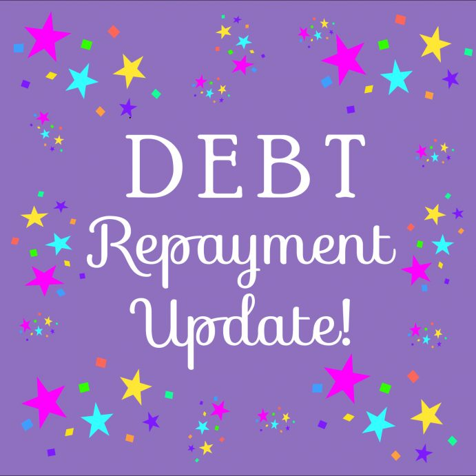 January Debt Repayment Update