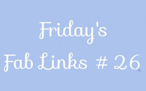 personal finance blog roundup - friday's fab links 26