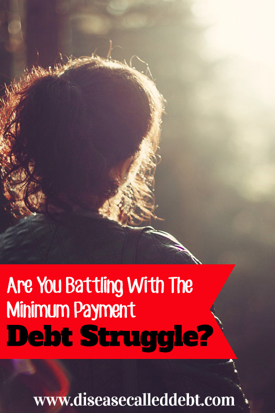 The Minimum Payment Debt Struggle