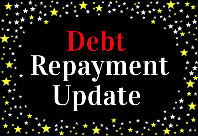 July Debt Repayment Update