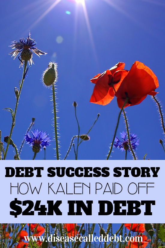 Debt Success Story - How Kalen Paid Off $24K in Debt