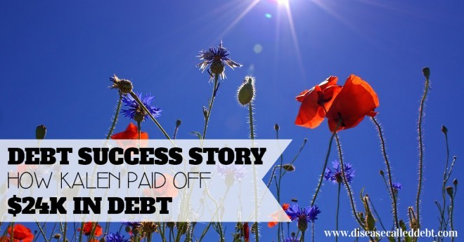 Debt Success Stories: Kalen paid off $24K in consumer debt