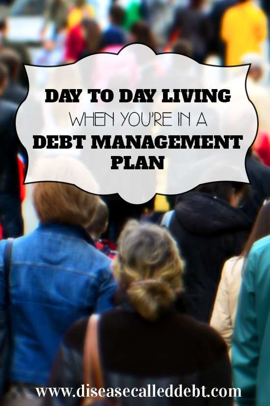 In today's post, I describe what it's like living day to day whilst in a Debt Management Plan.