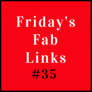 Personal Finance Blog Roundup - Friday's Fab Links #35