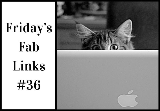 Recommended Blog Reads - Friday's Fab Links #36