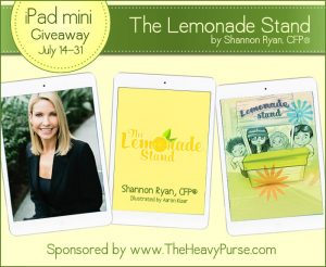 The Lemonade Stand Book Review and Giveaway