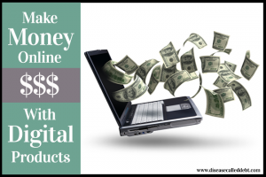 Digital Products - Make Money Online
