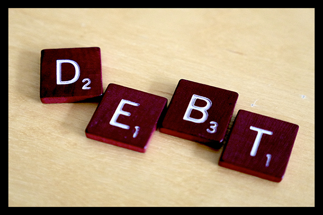 5 Tips to Help You Control Your Debt