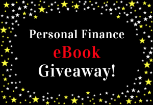 Personal Finance eBook Giveaway!
