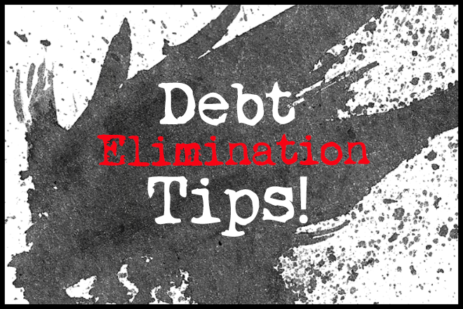Debt Elimination Tips #6: Earn Extra Income to Pay Your Debts Off Faster