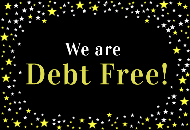 Debt Free at Last: Our Debt of £41K Has Been Paid Off!