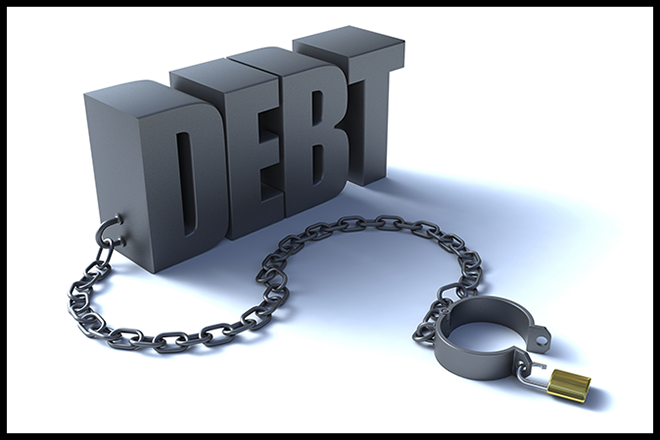 Debt freedom in all its glory