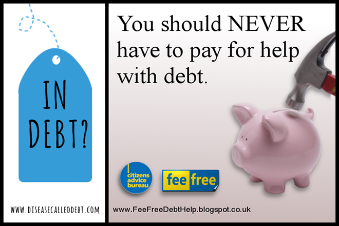 Fee Free Debt Help Is Available To Those Struggling With Debt