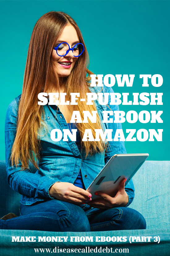How To Publish A Book On Amazon For Free