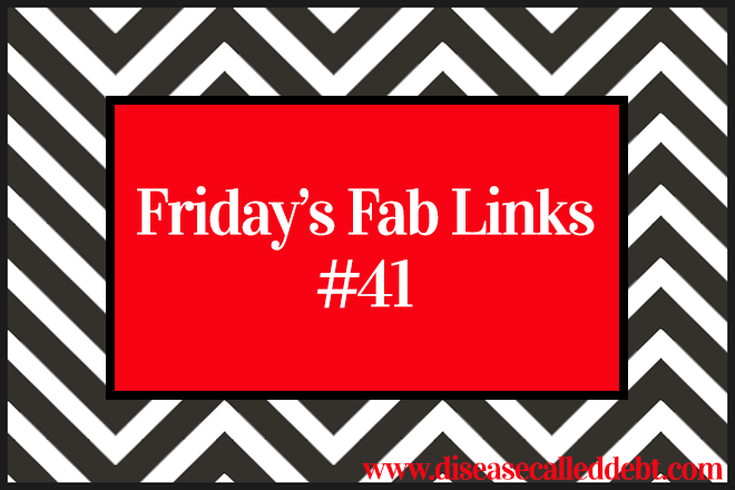 Friday's Fab Links #41