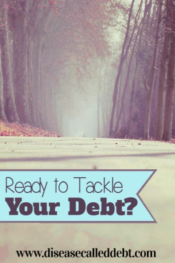 Ready to tackle your debt? Here are tons of resources to help you get started.