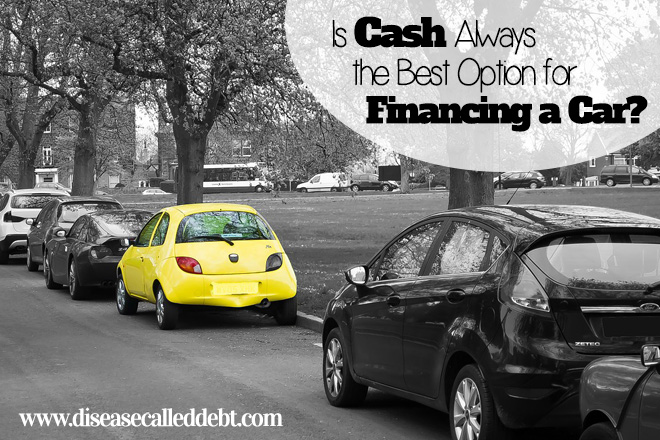 Best finance options buying car