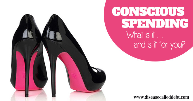 Conscious spending - what is it and could it leave you broke?