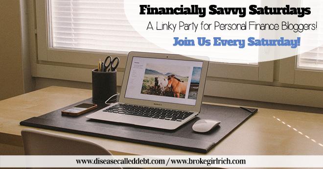 Financially Savvy Saturdays #154