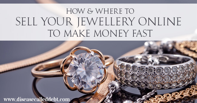 Where to Sell Jewellery Online to Make Money Fast