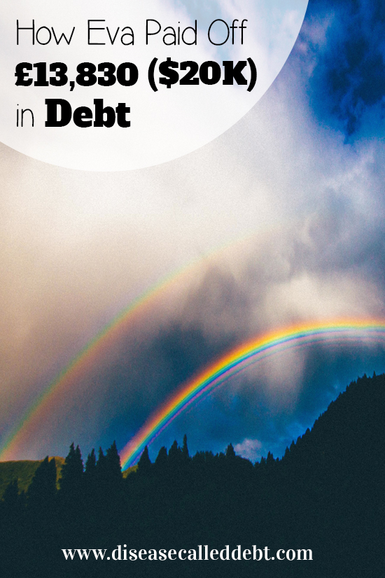 Debt Success Story - How Eva Paid off £13,830 in Debt