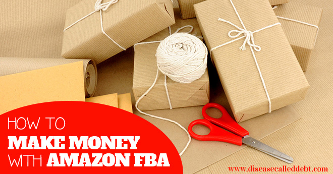 Fulfilment by Amazon - make money with FBA Amazon