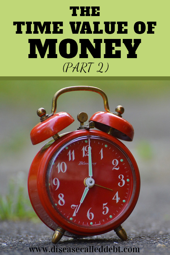 The time value of money part 2 Stretch a Dime Pin