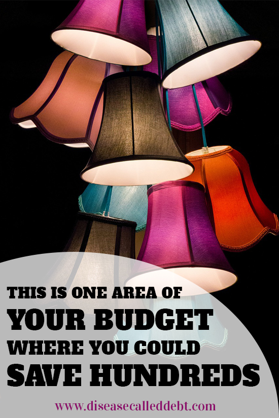 Energy Bills - One Area of Your Budget Where You Could Save Hundreds - Disease Called Debt