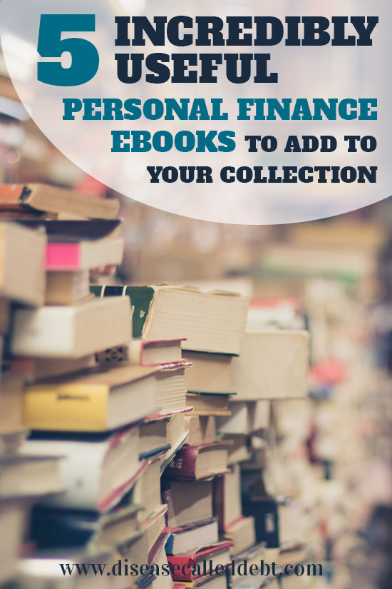 Bestselling Personal Finance eBooks on Amazon - Disease Called Debt