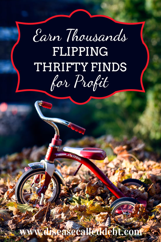 Flipping for Profit - Earn Money with Flea Market Flipper - Disease Called Debt