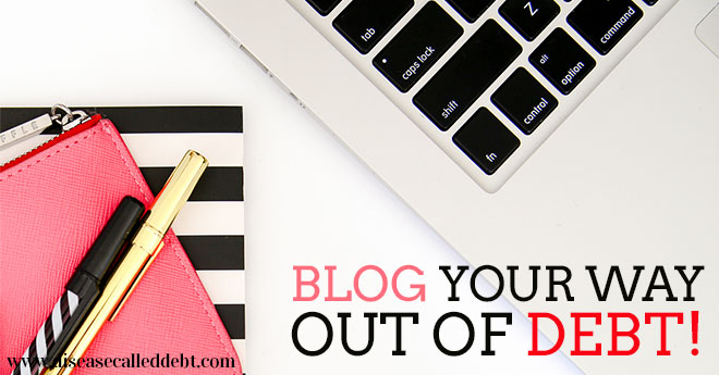 Blog Your Way Out of Debt - Earn Money Blogging with Bluehost