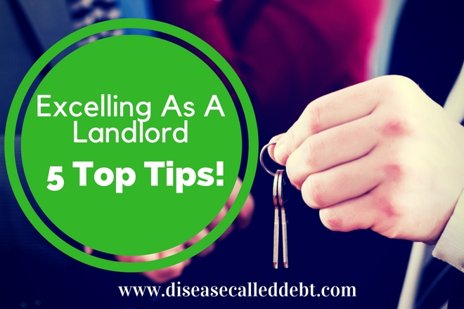 Excelling as a Landlord: 5 top tips to make landlording plain-sailing