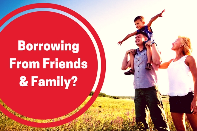 The Impact Borrowing Money From Family and Friends Has on Your Relationship