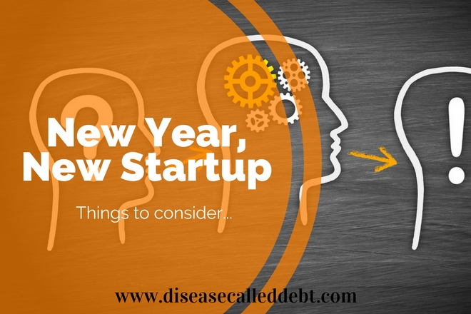 New Year, New Start Up? Things to Consider