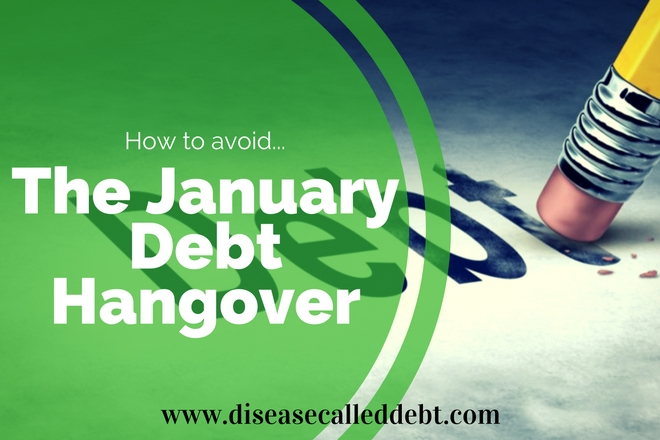 How to Avoid the January Debt Hangover