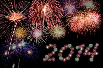 Happy New Year and Recap on 2013