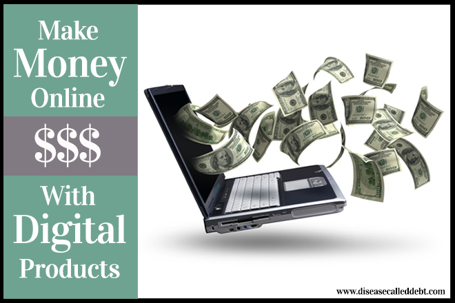 Creating and Selling Digital Products on eBay or Etsy