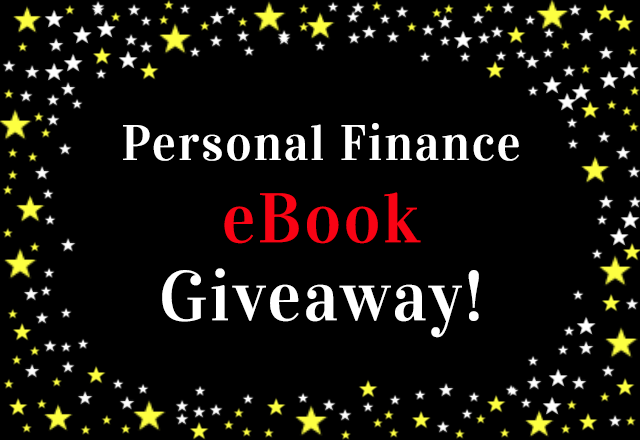 Personal Finance eBook Giveaway: Enter Now For a Chance to Win!