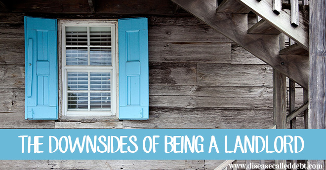 The Downsides of Being a Landlord - Pros and Cons of Renting Out a Property