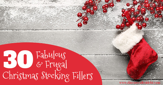 30 Fabulous & Frugal Christmas Stocking Fillers