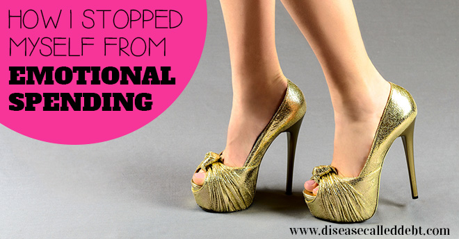 Emotional Spending - How I Stopped Myself from Making an Emotional Purchase