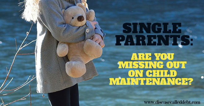 Single Parents: Are You Missing Out on Child Maintenance?