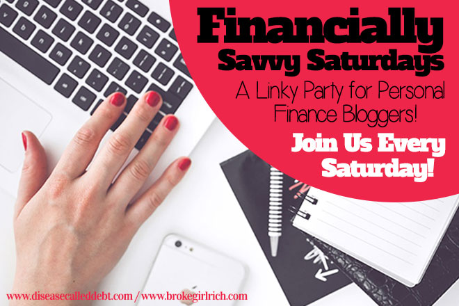 Financially Savvy Saturdays #159