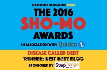 Best Debt Blog 2016