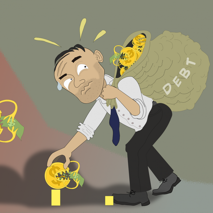 How debt leads to poverty and why debt education is important