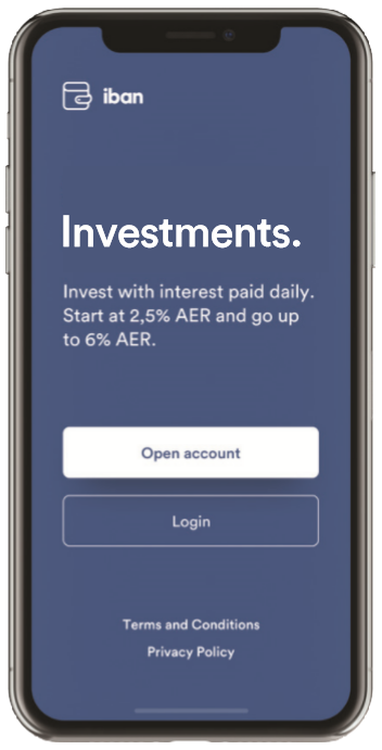 A new way of banking and an alternative to savings: Iban Wallet